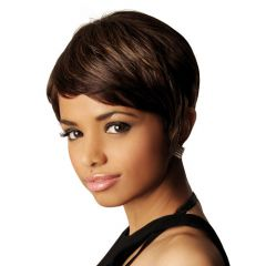 Sleek AUDREY Remi 100% Human Hair Short Wigs | All Colours