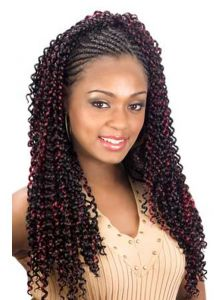 AFTRESS Water Bulk Curly Synthetic Hair Braid
