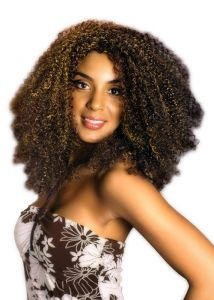 Aftress B/U Jerry Curl Braid Synthetic Hair Extension