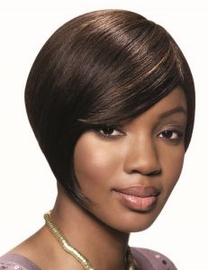 Sleek Fashion CHIC 100% Human Hair Short Weave Wig (All Colours)
