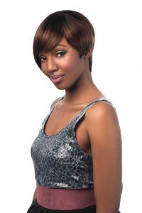 Sleek ESTELLE Premium Synthetic Fibre Vogue Cut Hair Wig