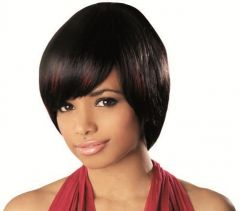 Sleek EVA Remi 100% Human Hair Short Weave Wig | All Colours