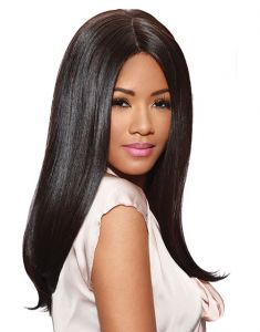 Sleek KIARA Fashion Idol 101 Tongable Premium Synthetic Wig