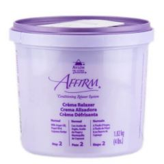 Avlon Affirm Conditioning Creme Relaxer 4 Lbs Normal Formula