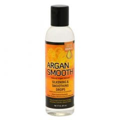 Africas Best Argan Smooth Silkening & Smoothing Drops 6oz