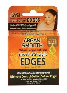 Africas Best Argan Smooth Straight & Smooth Edges 2.5oz