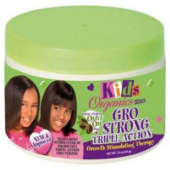 Africa's Best Kids Organics Gro Strong Triple Action Jar 7.5oz