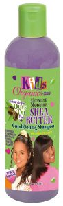 Africas Best Kids Org Shea Butter Conditioning Shampoo 12oz
