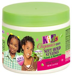 Africa's Best Kids Organics Soft Hold Styling Pomade 4oz