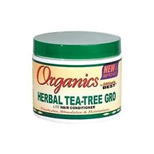 Africa's Best Organics Herbal Tea Tree Gro Conditioner 4oz