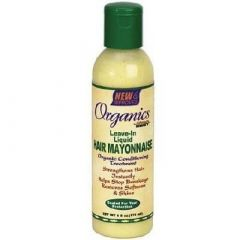 Africa's Best Organics Liquid Hair Mayonnaise 6oz