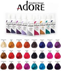 Adore Shinning Semi Permanent Hair Colour