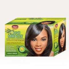 African Pride Relaxer Kit Regular