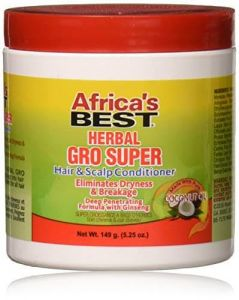Africa's Best Gro Herbal Super 5.25oz