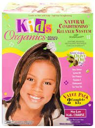 Africa's Best Kids Organic Relaxer Coarse Value Pack