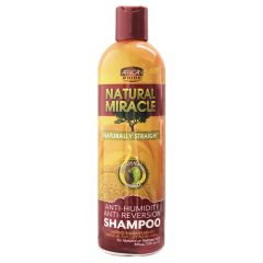 African Pride Natural Miracle Anti-humidity Shampoo 12oz