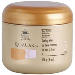 Avlon KeraCare Hair Curling Wax 115G