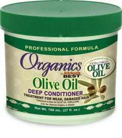 Africa's Best Organics Olive Oil Deep Conditioner 29oz