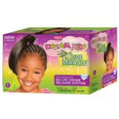 African Pride Dream Kids Olive Kit Coarse