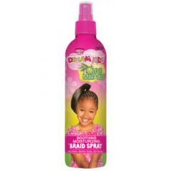 African Pride Dream Kids Olive Soothing Braid Spray 12oz