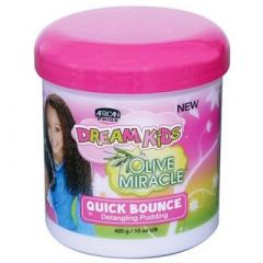 African Pride Dream Kids Quick Bounce Curl Detangling Pudding 15oz