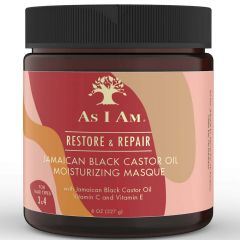 As I Am Jamaican Black Castor Oil Moisturizing Masque