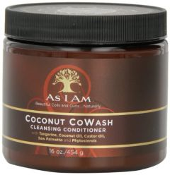 As I Am Coconut Cowash Cleansing Conditioner 16oz