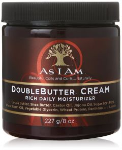 As I Am Double Butter Rich Daily Moisturizer Cream 227G