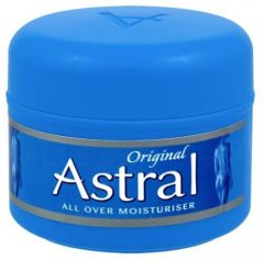 Astral Original All Over Moisturiser Cream Jar 50ml
