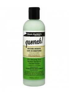 Aunt Jackie's Moist Intense Leave-In Conditioner 12 oz