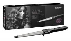 BaByliss Ceramic Curling Wand Pro 25-13mm