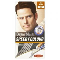 Bigen Dark Brown Speedy Hair Colour For Men 103