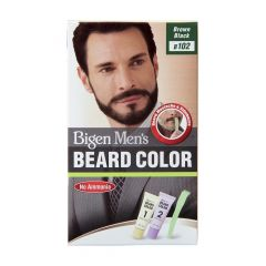 Bigen Beard Color (B102) Brown Black with No Ammonia