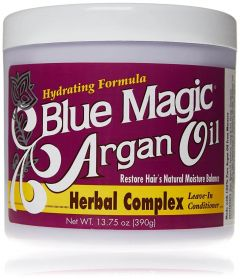 Blue Magic Argan Oil Herbal Complex 13.75OZ