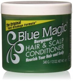 Blue Magic Bergamot Hair Conditioner 12OZ
