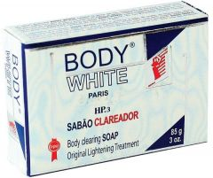 Body White Paris Savon Body Clearing Soap 85gm