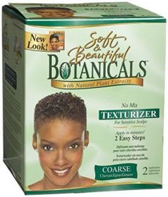 Soft&Beautiful Botanicals No Mix Texturizer Kit Coarse