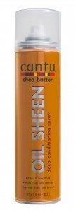 Cantu Shea Butter Oil Sheen Deep Conditioning Spray 10oz