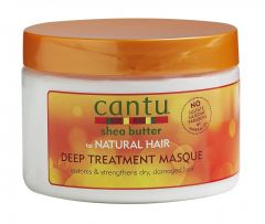 Cantu Shea Butter Deep Treatment Hair Masque 12oz