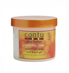 CANTU Shea Butter Natural Moisturizing Twist & Lock Gel 13oz