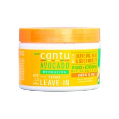 Cantu Avocado Hydrating Repair Leave-in Mends + Conditoner With Olive Oil, Aloe & Shea Butter 12oz