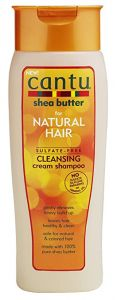Cantu Natural Sulfate Free Cleansing Cream Shampoo 13.5oz