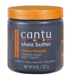 Cantu Shea Butter Men's Cream Pomade 8OZ