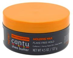 Cantu Shea Butter Mens Molding Wax 4.5OZ