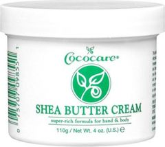 Cococare Shea Butter Hank & Body Cream 16oz
