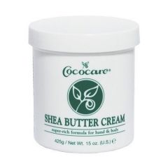 Cococare Shea Butter Super Rich Skin Cream 4oz