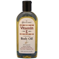 Cococare Antioxidant Vitamin E Natural Body Oil 250ml