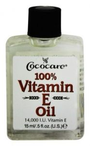 Cococare 100% Vitamin E Oil 15ml
