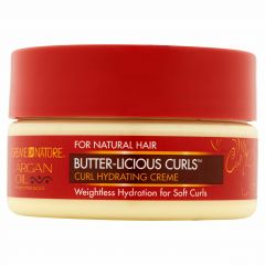 Creme Of Nature Butter Licious Hydrating Creme For Curly Hair 8oz