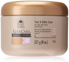 Avlon KeraCare Natural Texture Twist & Define Cream 8oz